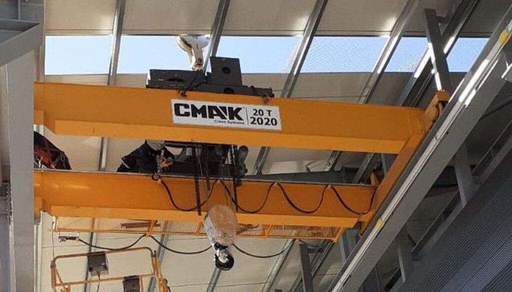 jenis hoist crane