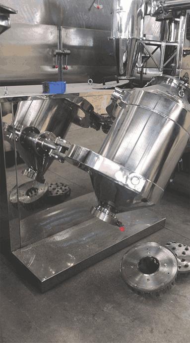 triplicity mixer