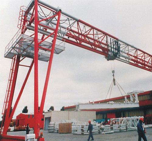 gantry crane - portal crane