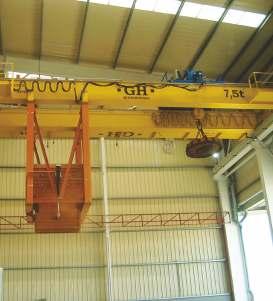 taylor - foundy crane