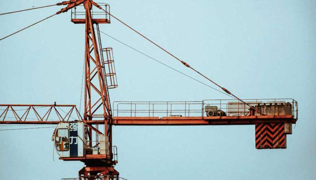 Tower Crane Pengertian Jenis Bagian Cara Kerja Lengkap
