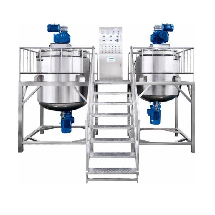 mixing tank mesin mixer farmasi